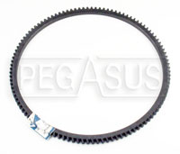 "Click for a larger picture of 1.6L Hi-Strength Ring Gear, 110 tooth, 10.00"" ID"