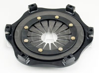 "Click for a larger picture of Tilton OT-2 Clutch Cover Only, 7.25"", Gray Spring"