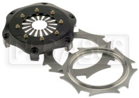 Click for a larger picture of Tilton OT-2 Twin Plate Clutch, 7.25 Orange Spring (No Discs)