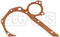 Click for a larger picture of 1.6L Front Timing Chain Cover Gasket w/ Water Pump Gasket