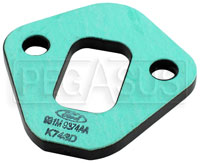 Click for a larger picture of Ford 1.6L Fuel Pump Block with Gaskets