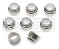Click for a larger picture of FF1600 Valve Stem Seals, PTFE, set of 8