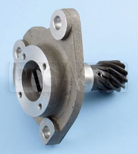 Click for a larger picture of 1.6L Tach Drive Mount, Side of Block