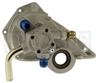 Click for a larger picture of FF Front Mounted Oil Pump, 1 inch Scavenge Stage
