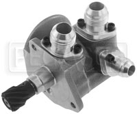 "Click for a larger picture of FF Oil Pump with Integral Filter, 1.00"" Scavenge Rotor"