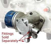 Click for a larger picture of FF Oil Pump with Integral Filter