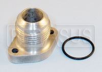 Click for a larger picture of 12AN Flanged Inlet Fitting for Pace Filter Pump