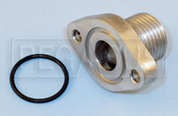 Click for a larger picture of 1/2 BSP Flanged Inlet Fitting for Pace Filter Pump