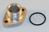 Click for a larger picture of 5/8 BSP Flanged Inlet Fitting for Pace Filter Pump