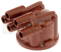 Click for a larger picture of Bosch 90 Degree Side-Entry Distributor Cap for 1.6 and 2.0L
