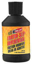 Click for a larger picture of Red Line Limited Slip Friction Modifier