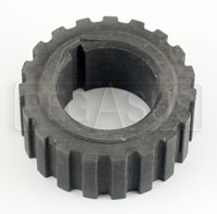 Click for a larger picture of 2.0L Crankshaft Timing Belt Pulley