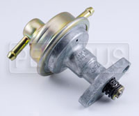 Click for a larger picture of 2.0L Mechanical Fuel Pump, stock (Fixed Push-On Fittings)