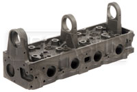 Click for a larger picture of 2.0L Stock Cylinder Head w/o Valves, Used/Reconditioned