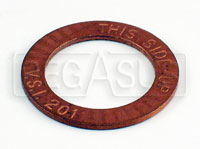 Click for a larger picture of 2.0L Valve Spring Shims, .060  Thick