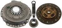 Click for a larger picture of Ford 2.0L Stock Clutch Assembly with Disc