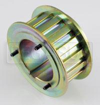 Click for a larger picture of 2.0L Crankshaft Oil Pump Belt Pulley, Titan Std, 16 Tooth