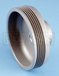 Click for a larger picture of Poly-Vee Water Pump Pulley, Swift