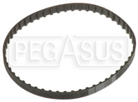 Click for a larger picture of Belt for Oil Pump, 195L050, 1/2'' Wide (FE Alternator Belt)