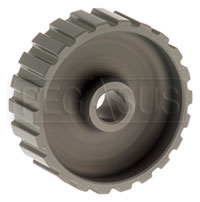 Click for a larger picture of 2.0L Titan Series 2 Pump Pulley, 22 Tooth (Jackshaft driven)