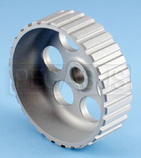 Click for a larger picture of 2.0L Titan Series 2 Pump Pulley, 30 Tooth (Swift)