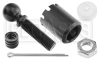 Click for a larger picture of Renault-Style Rack End Joint Assembly, M12 x 1.5