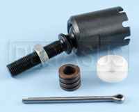 Click for a larger picture of Renault-Style Rack End Joint Assembly, 3/8-24 UNF