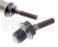 Click for a larger picture of Dallara-Style Compact Steering Rack End Joint, 5/16-24 Male
