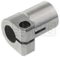 Click for a larger picture of 3/4 inch Rigid Coupler for Steering Rack