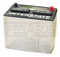 """Click for a larger picture of Thermo-Tec Battery Wrap 40"""" x 8"""""""