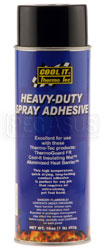 Click for a larger picture of (HAO) High Temperature Spray-on Adhesive, 16 oz