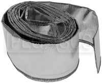 Click for a larger picture of Thermo-Sleeve, 12 feet x 2 inch Diameter