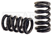 "Click for a larger picture of Hyperco High-Performance Chassis Springs, 2 1/4"" I.D."