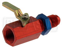 Click for a larger picture of Air Jack Manual Gate Valve, Old Style