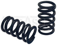 Click for a larger picture of Hyperco High-Performance Chassis Springs, 60mm I.D.