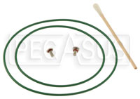 Click for a larger picture of Rebuild Kit for Universal (unthreaded) Hydraulic Perch