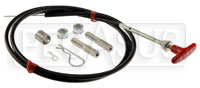 Click for a larger picture of Firecharger Replacement 8 ft. Actuator Cable