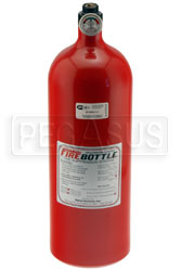 Click for a larger picture of (H) FireBottle 10 lb. FE-36 Spare Bottle, Manual