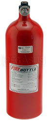 Click for a larger picture of (H) FireBottle 10lb. FE-36 Spare Bottle, Manual - Old Date