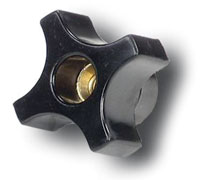 Click for a larger picture of Replacement Knob for Billet Aluminum Bottle Mount
