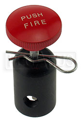 Click for a larger picture of Push Top Actuating Head for Fire Bottle Mechanical System