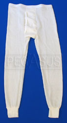 Click for a larger picture of Nomex Underwear Bottom, Long Pants