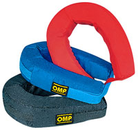 Click for a larger picture of OMP Nomex Neck Support Collar