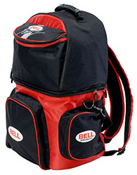 Click for a larger picture of Bell Zip-Apart Helmet Backpack