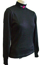 Click for a larger picture of Lady Eagle CarbonX Underwear Top, Long Sleeve