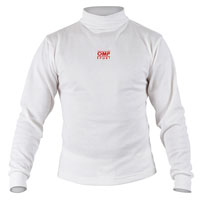 Click for a larger picture of OMP Sport Line Nomex Underwear Top, FIA, SFI 3.3