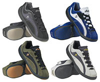 Click for a larger picture of Piloti G-16 Touring Shoes, size 5.5 only - ON SALE!