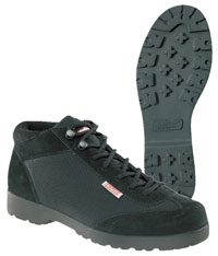 Click for a larger picture of Simpson Waffle Sole Crew Shoe