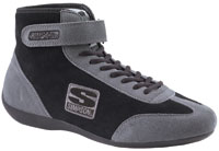Click for a larger picture of Simpson Mid-Top Driving Shoe, SFI Approved