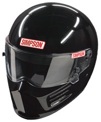 Click for a larger picture of Simpson Bandit Helmet, Snell SA2010 Approved